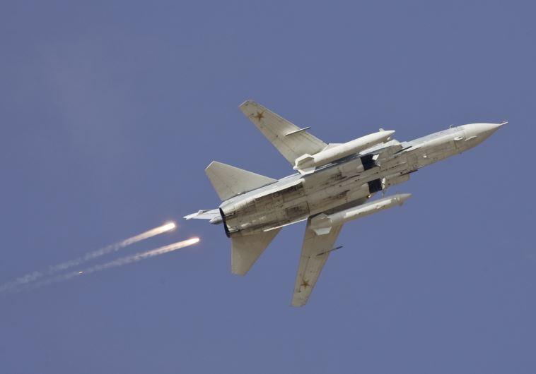 מטוס סוחוי רוסי, צילום: רויטרס