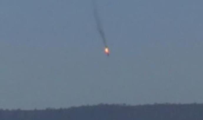 """הפלת המטוס הרוסי ע""""י טורקיה"""