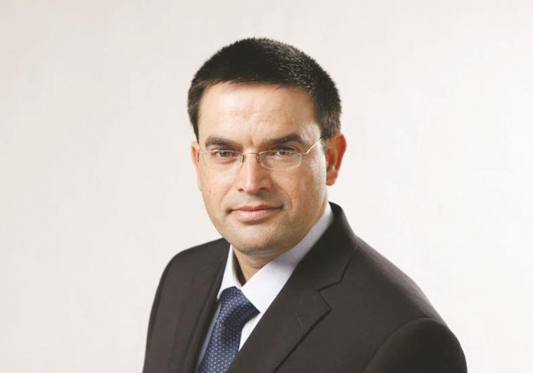 ראש מועצת ירוחם מיכאל ביטון (צילום: יח''צ)