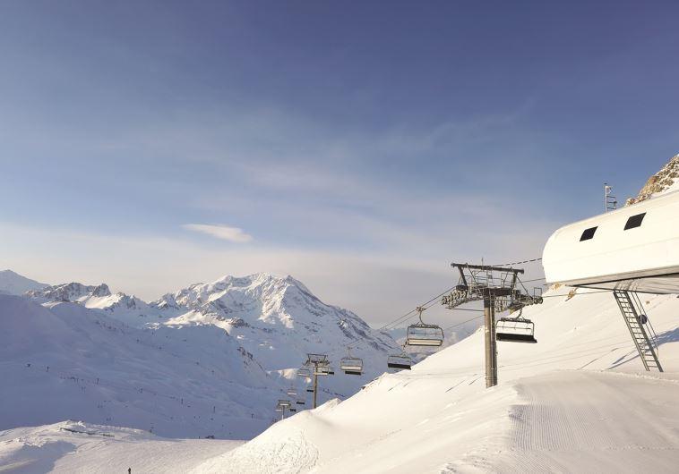 סקי בצרפת. צילום: אינגאימג