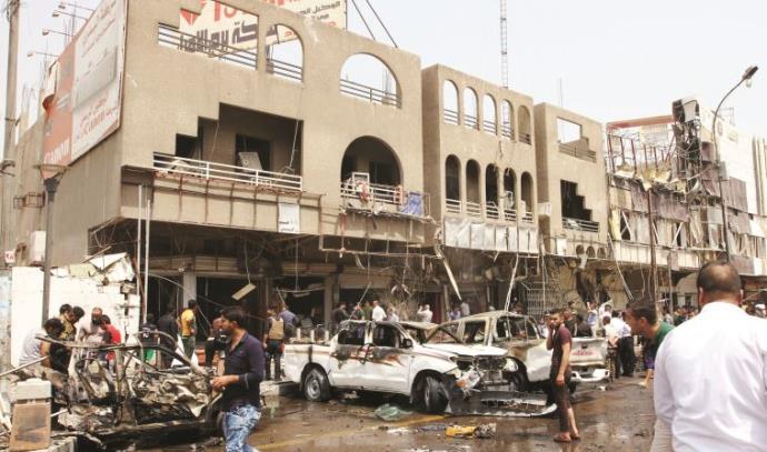 המלחמה בעיראק