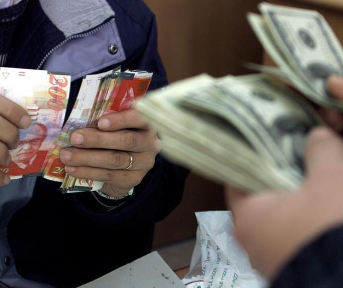 דולר-שקל