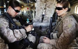 נשים לוחמות בצבא ארצות הברית