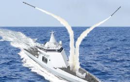 כיפת ברזל ימית