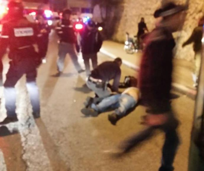פיגוע ברחוב ירמיהו בירושלים
