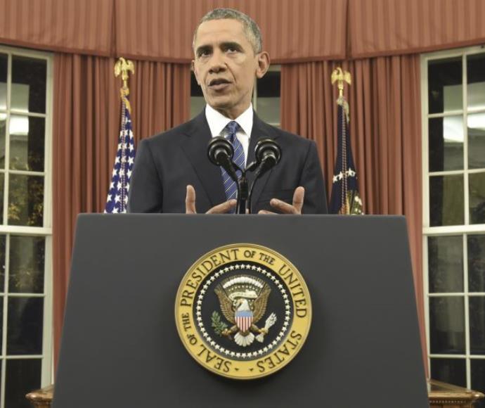 נשיא ארצות הברית ברק אובמה