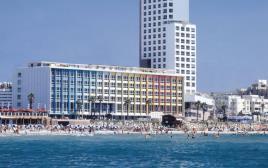 מלון דן תל אביב, ארכיון