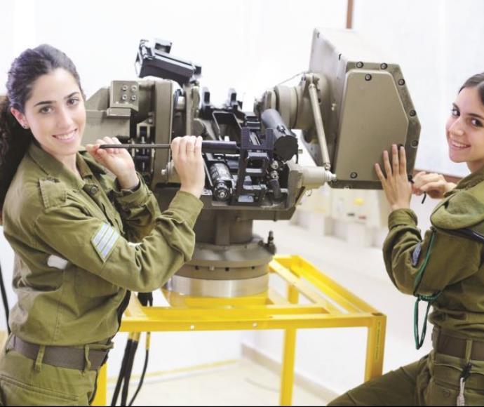 בנות חיל החימוש