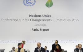 לורן פביוס, נשיא ועידת האקלים