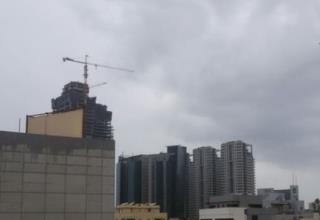 מעונן בתל אביב