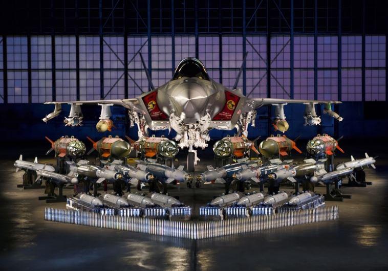 מטוסים מדגם חדש שצפויים להחליף את הנץ, F-35 חמקן של לוקהיד מרטין. צילום: לוקהיד מרטין
