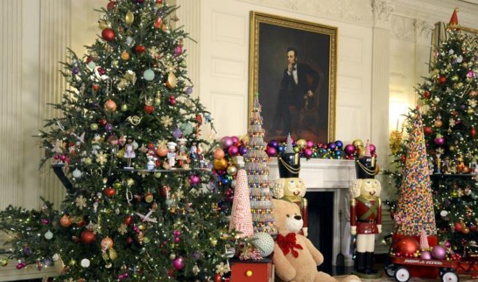 חג המולד בבית הלבן