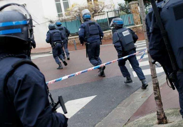 כוחות מיוחדים של משטרת צרפת