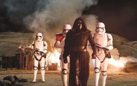 מתוך מלחמת הכוכבים: הכוח מתעורר