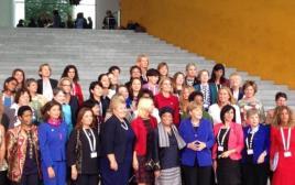 ציפי לבני ומנהיגות העולם בכנס G7