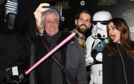 בכורה מלחמת הכוכבים: הכוח מתעורר
