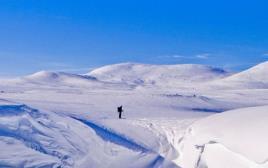 הר ההלטי בנורווגיה