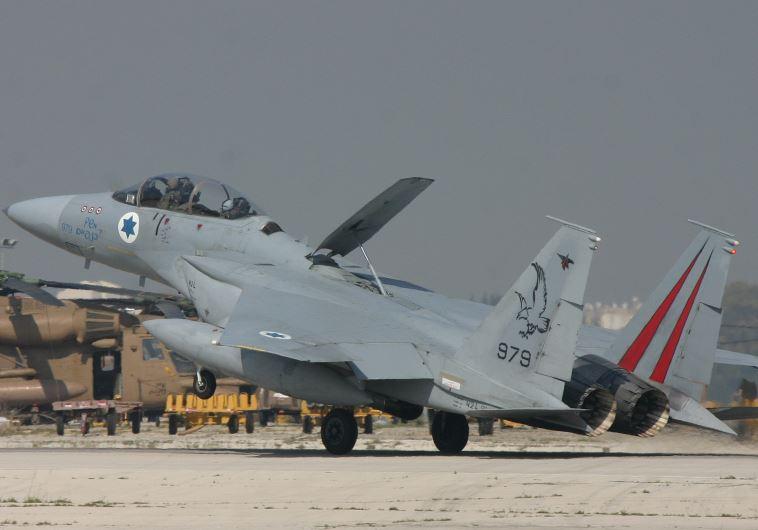 מטוס של חיל האוויר, ארכיון. צילום: עופר מנחם