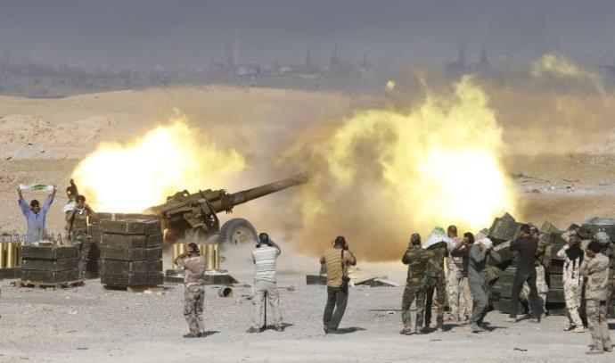 ארטילריה של צבא עיראק