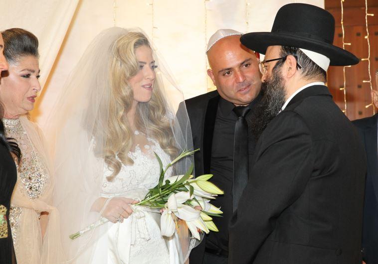 הרב איפרגאן, הרנטגן, חתונת אסף אטדגי