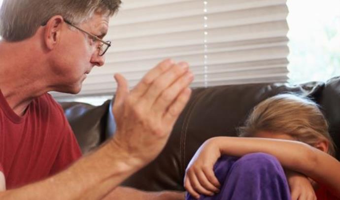 התעללות בילדים. אילוסטרציה