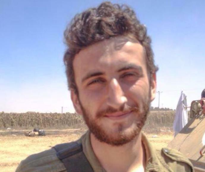 רב סמל דניאל מרש שנהרג במבצע צוק איתן