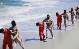 פעילי דאעש מחזיקים שבויים, ארכיון