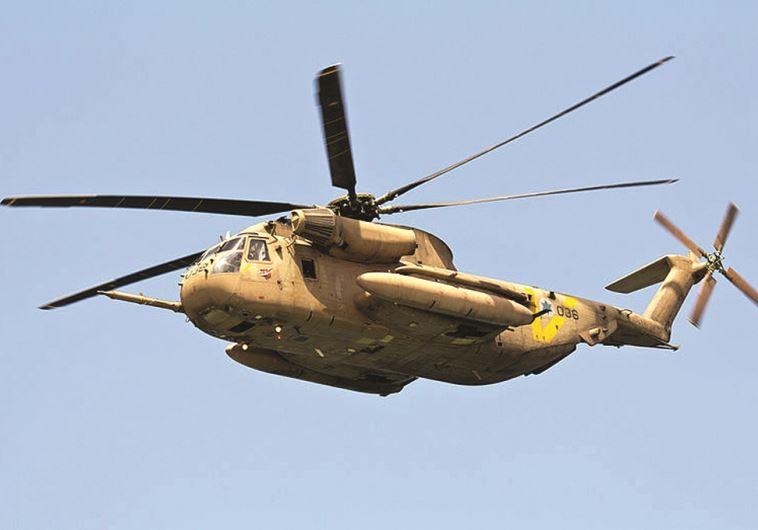 מסוק יסעור של חיל האוויר. צילום: אורן רוזן, ויקיפדיה
