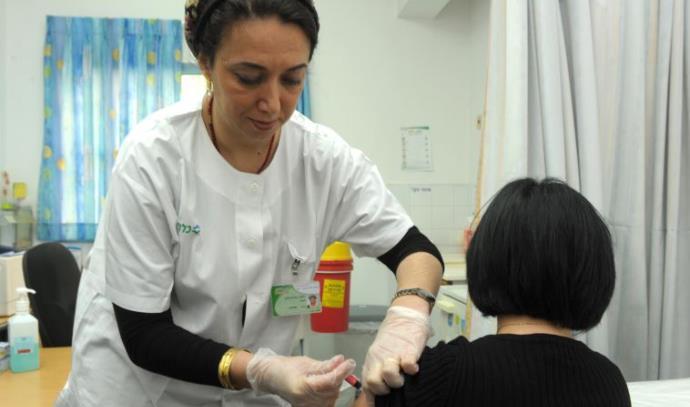 חיסון נגד שפעת