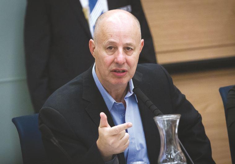 """הנגבי. """"ההסכם לא נותן מענה לגישה הישראלית"""". צילום: מרים אלסטר, פלאש 90"""