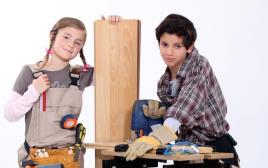 ילדים עובדים