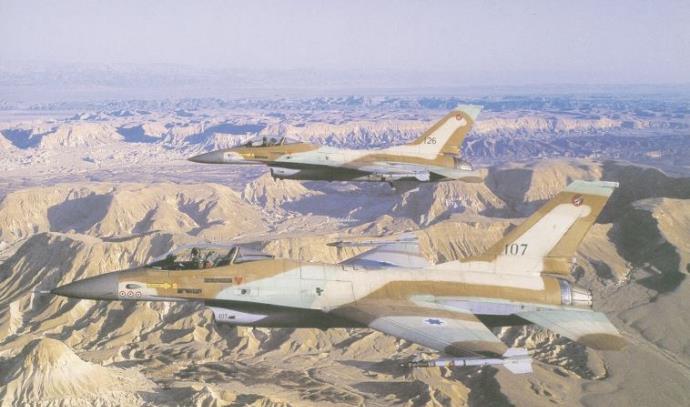F-16 נץ של חיל האוויר