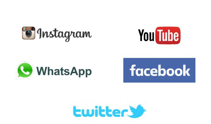 רשתות חברתיות, טכנולוגיה