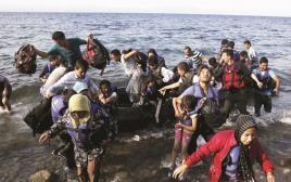 מספרם צפוי להגיע בשנה הקרובה לשלושה מיליון. פליטים באירופה