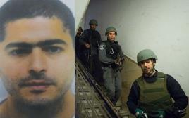 נשאת מוחמד מלחם, המחבל החשוד הירי בתל אביב