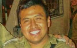 סרן ישי רוזאלס, שנהרג בתאונת אימונים בצאלים