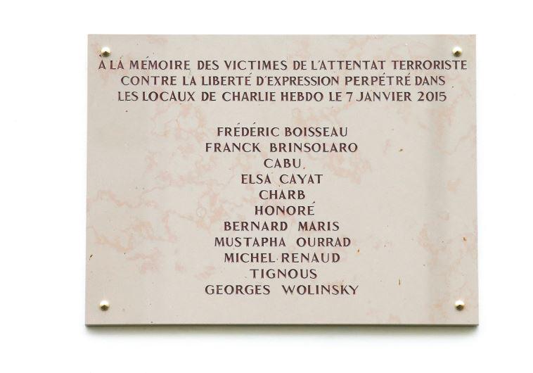 לוח הזיכרון עם השם השגוי. צילום: רויטרס
