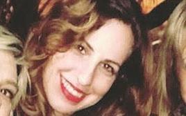 טליה לוין במסיבה בבית השגריר
