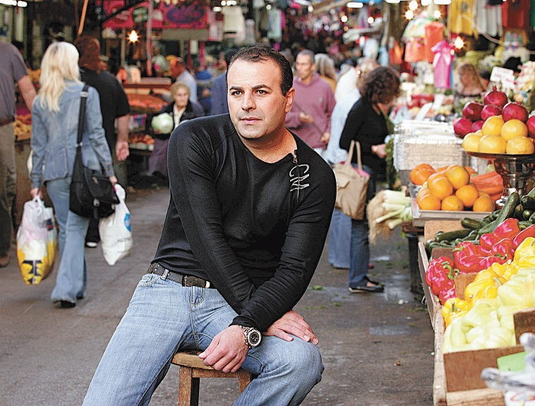 תמיר גל (צילום: רענן כהן)