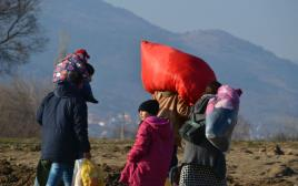 פליטים סורים בסרביה