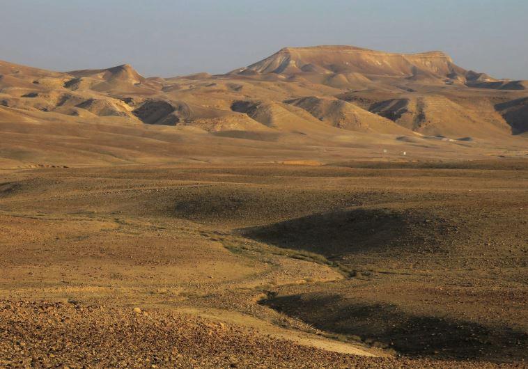 הנוף הניבט מכפר הנוקדים. צילום: מיטל שרעבי