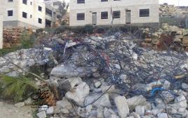 הריסת בית המחבל מפיגוע הדקירה בעיר העתיקה בירושלים
