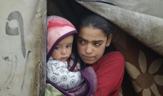 המשבר ההומניטרי בסוריה