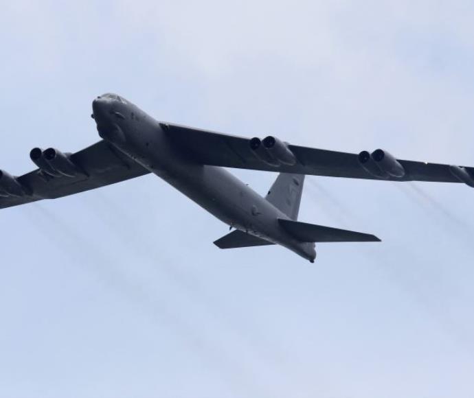 מפציץ B-52 של חיל האוויר האמריקאי