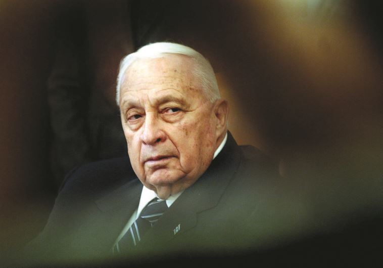 אריאל שרון. לא תיאר לעצמו שאחרי ההתנתקות חמאס יהפוך את עזה לבסיס טרור. צילום: יוסי זמיר, פלאש 90