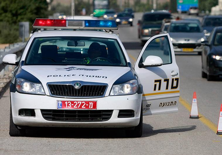 משטרת תנועה, אילוסטרציה. צילום: פלאש 90
