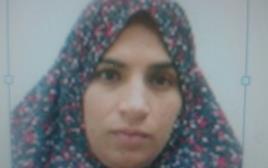 החשודה פאטמה אזברגה
