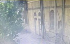 קריסת מרפסת בירושלים