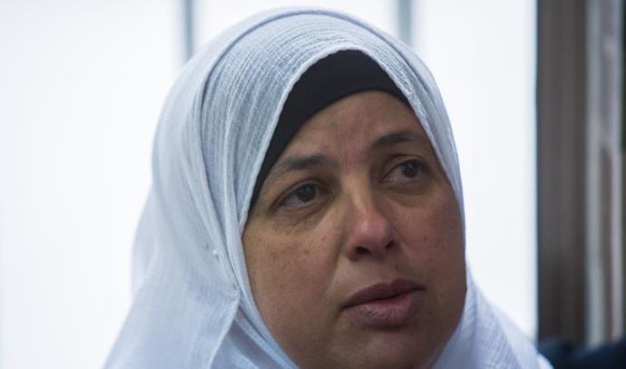 סוהה, אמו של מוחמד אבו חדיר