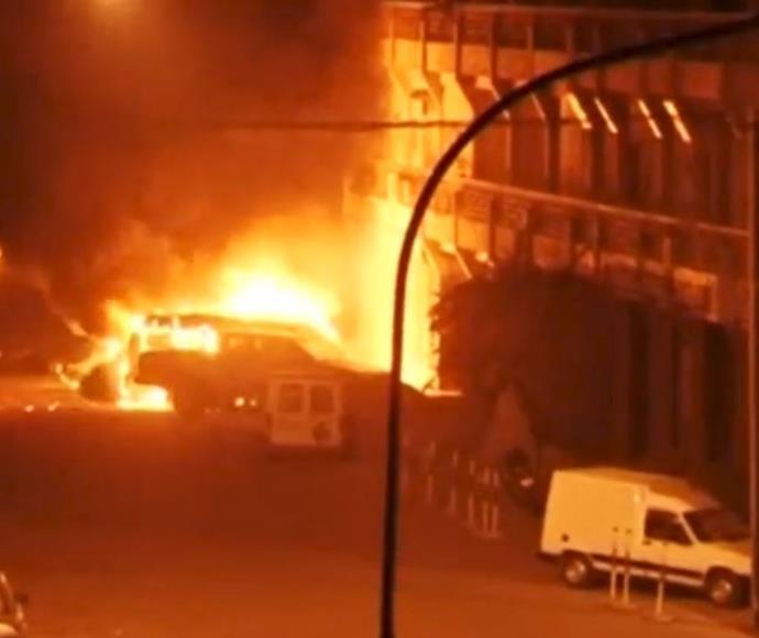 פיגוע טרור בבורקינה פאסו באפריקה